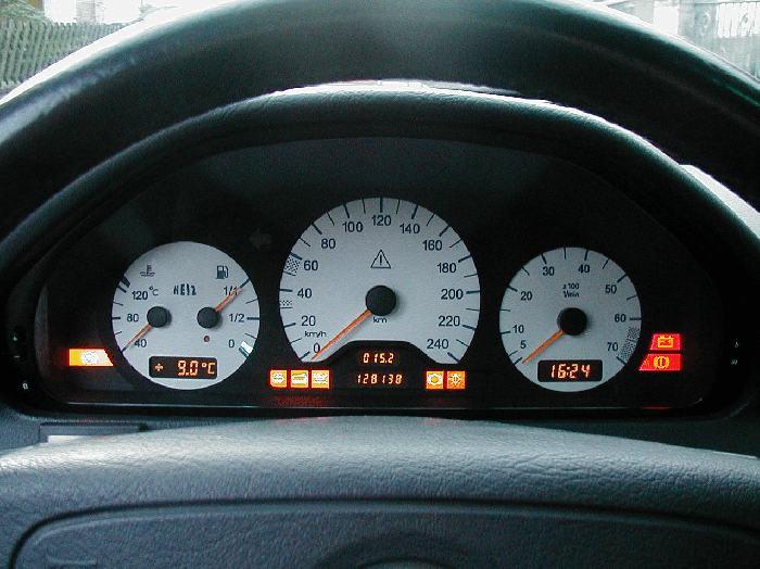 Parking brake warning light not working mercedes benz forum for Mercedes benz dashboard lights not working